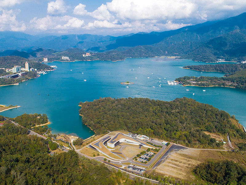 The Transformation of Sun Moon Lake