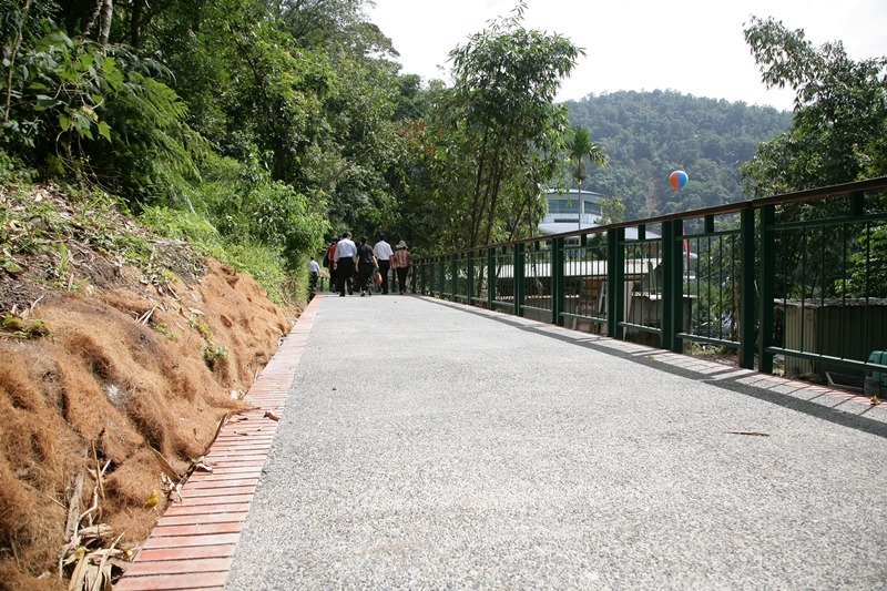 Sun Moon Lake Bikeway – Ita Thao Section