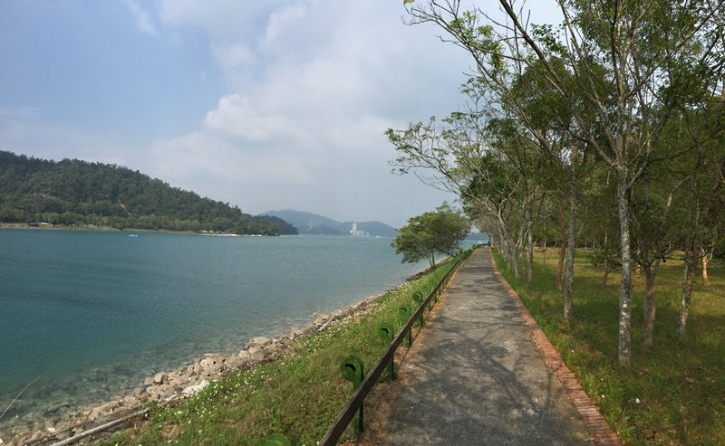 Sun Moon Lake Bikeway – Moon Lake Section