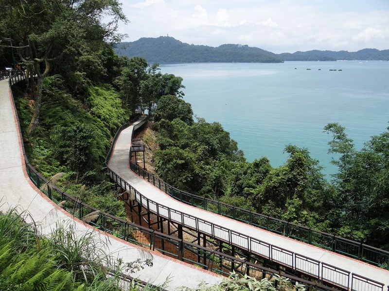 Sun Moon Lake Bikeway – Songbolun Section