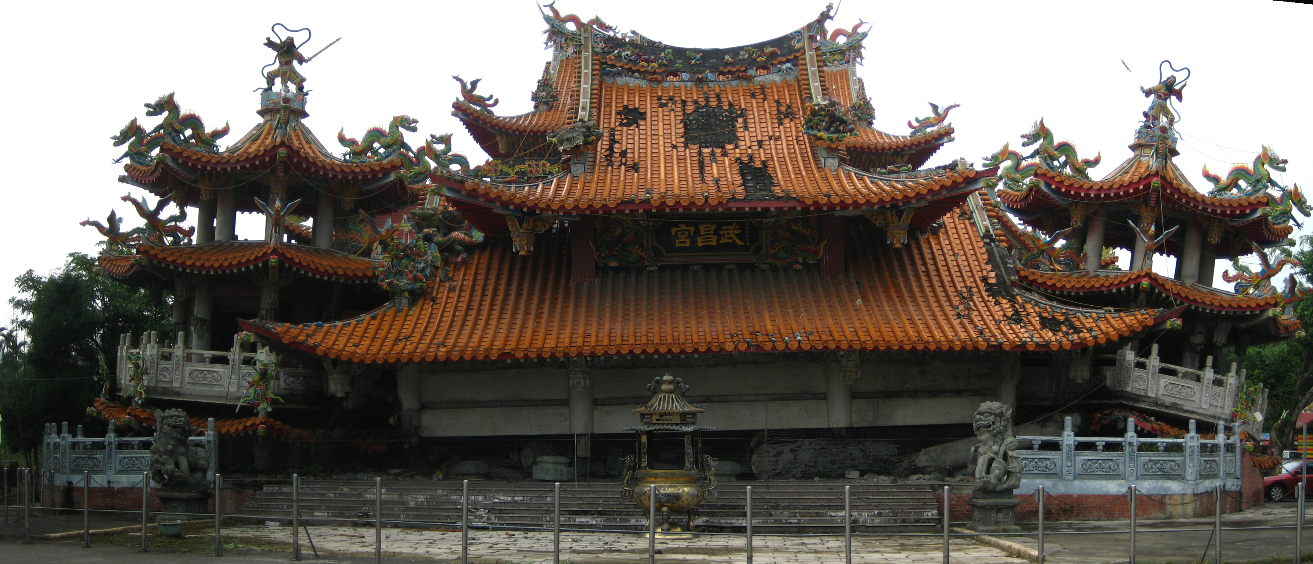 Wu-Chang Temple