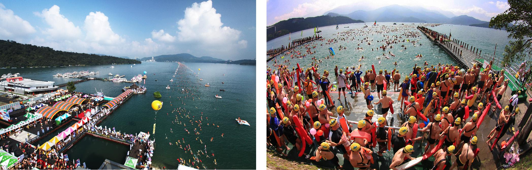 10,000 People Sun Moon Lake Traverse